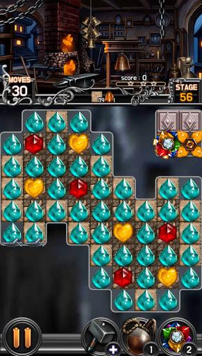Jewel Bell Master: Match 3 Jewel Blast 1.0.1 screenshots 4