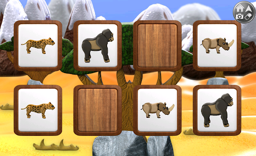Animals for toddlers kids free