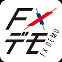 FXデモ-本格デモトレードとFX初心者講座で投資を体験できるアプリ