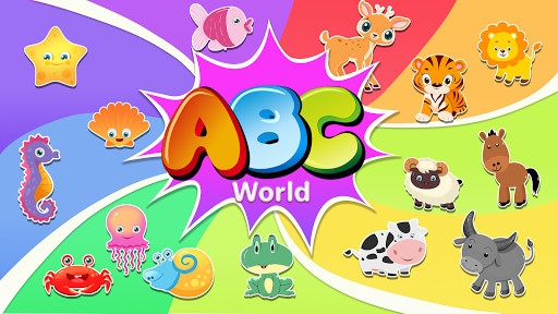 ABC Song - Rhymes Videos, Games, Phonics Learning  Screenshots 2