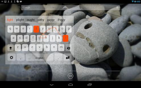 Multiling O Keyboard + emoji screenshots 15
