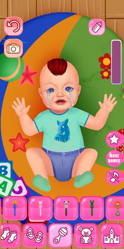 Baby Dress Up & Care  screenshots 6