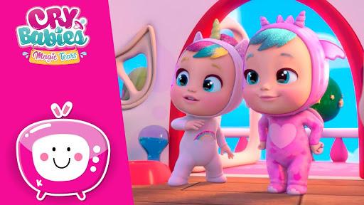 Code Triche Cry Surprise Babies (Astuce) APK MOD screenshots 1