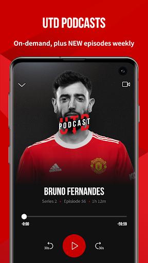 Manchester United Official App apktram screenshots 8