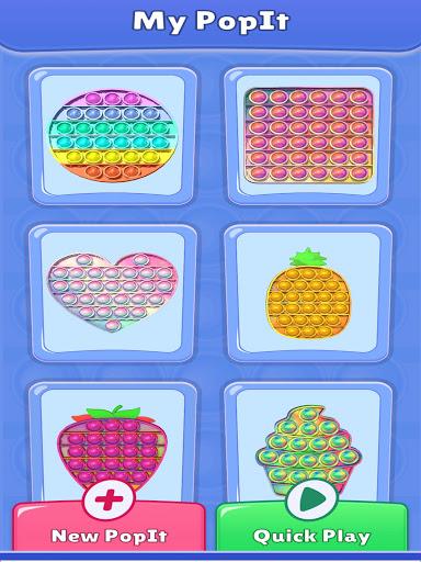 Pop It Magic - Antistress & Satisfying Fidget Toys apkpoly screenshots 15