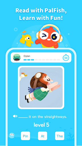 PalFish - Picture Books, Kids Learn English Easily apktram screenshots 6
