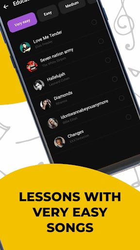 Singing app Vocaberry. Vocal training. Karaoke 2.11.2GMS Screenshots 8