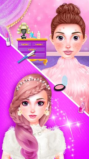 High School Crush: Dress Up And Makeup Apkfinish screenshots 9