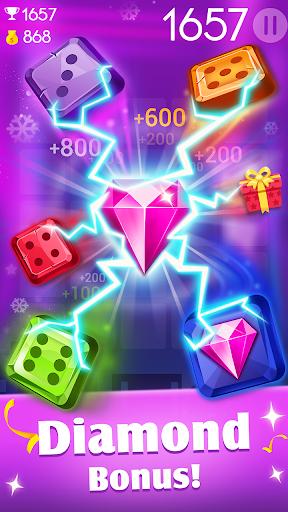 Jewel Games 2020 - Match 3 Jewels & Gems Crush apkpoly screenshots 7