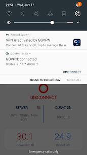GOVPN MOD APK 1.9.3 (Pro Unlocked) 8