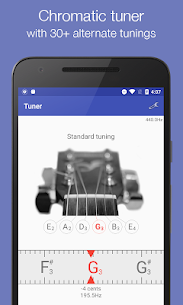 Guitar Tuner 2.3.3 Android Mod APK 1