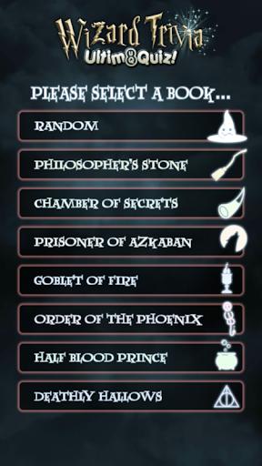 Harry Potter Wizard Quiz: U8Q 2.0.1 Screenshots 2