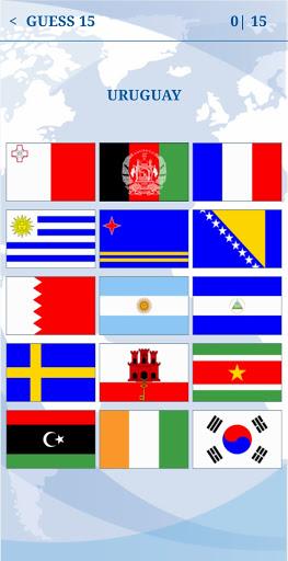The Flags of the World u2013 World Flags Quiz 5.6 screenshots 7