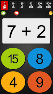 Fast Math for Kids with Tables Apk 4