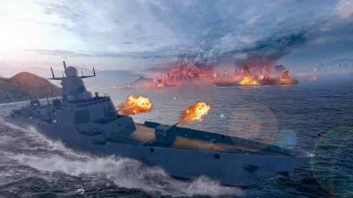 Naval Armadauff1aNavy Game About Warship Craft Games  screenshots 4