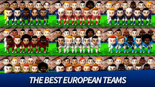 Football League Kids Champions 3