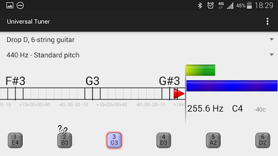 Free Universal Tuner 1.7 [Mod + APK] Android 3