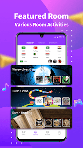 StarChat-Group Voice Chat Room Apk Download Free 5
