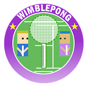 Wimble Pong Tennis (2D Tennis Game)