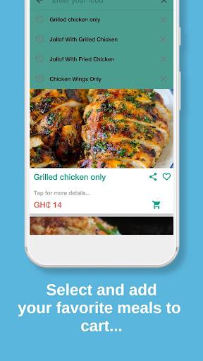 DiDi (Eat) - Local Food Delivery 1.11.0 Screenshots 3
