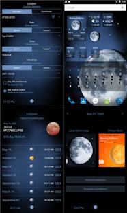 Deluxe Moon Premium - Moon Calendar 1.5 Screenshots 8