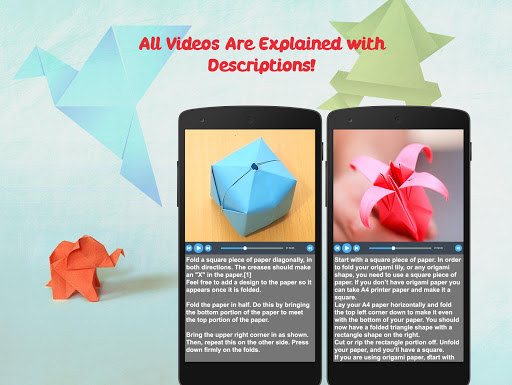 Paper Origami 2020 1.8 Screenshots 4