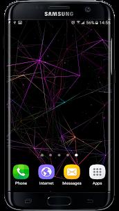 Particles Plexus FX Wallpaper APK 1