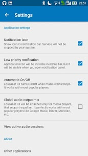 Equalizer FX. Pro v.3.4.5 [Paid] by ZipoApps 4