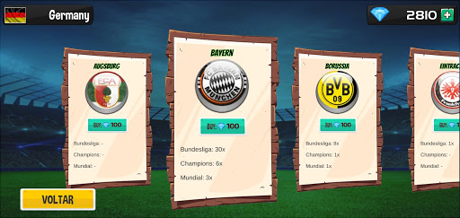 Royal Table Soccer: The Best Button Game apkpoly screenshots 6