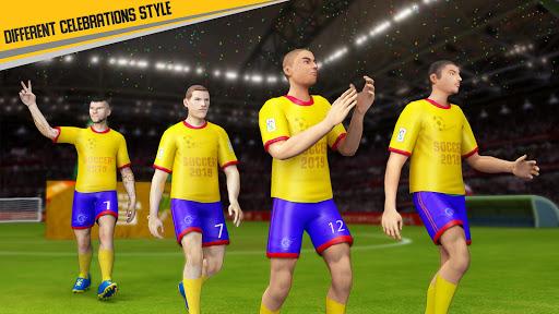 Soccer League 2021: World Football Cup Games 2.0.0 Screenshots 3