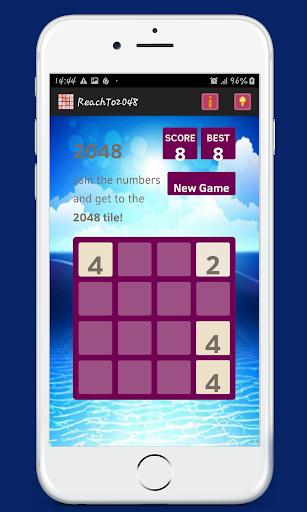 2048 game screenshot 3