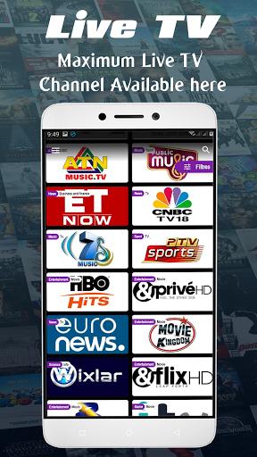 Foto do Vflix Pro: Stream Live Tv, Watch Movies & TV Shows