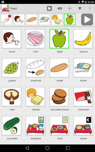 LetMeTalk: Free AAC Talker 1.4.29 Screenshots 13