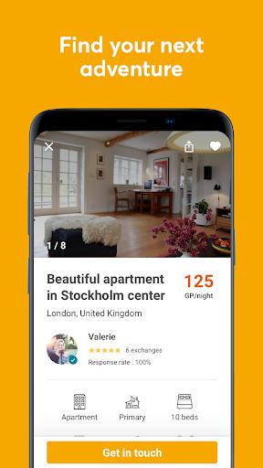 HomeExchange - House Swapping apktram screenshots 3