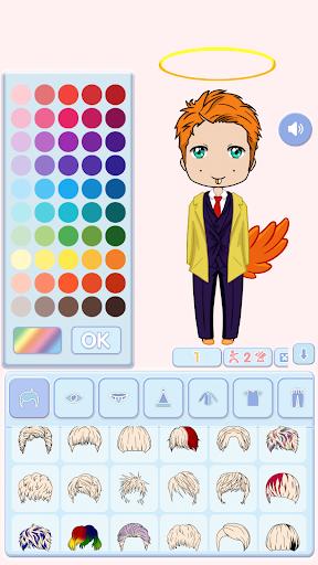 Chibi Boy u2013 Doll Maker 1.4 screenshots 4