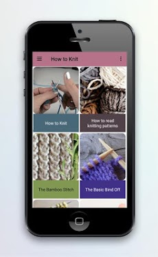 How to Knitのおすすめ画像1