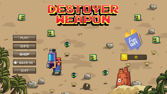 Destroyer Weapon Online Hack Android & iOS 1
