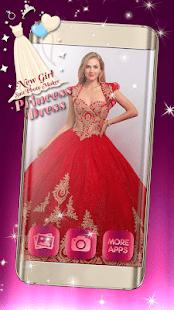 new girl suit photo maker princess dress hack