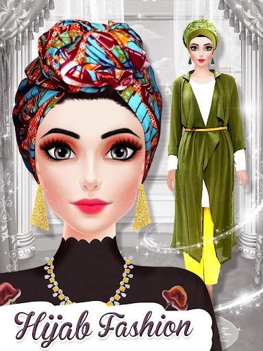 Royal Hijab, Mermaid And Princess Fashion Makeover screenshots 1