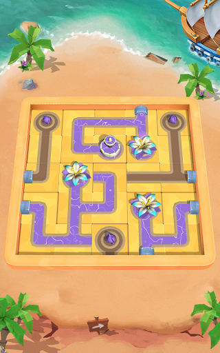 Flow Water Connect Puzzle  screenshots 11