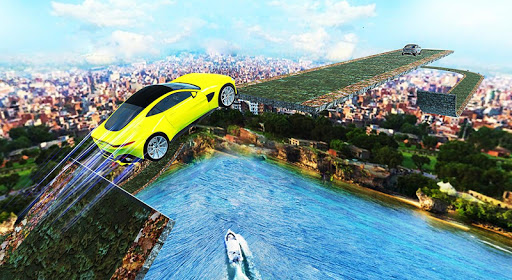 City GT Racing Car Stunts 3D Free - Top Car Racing 1.0 screenshots 6
