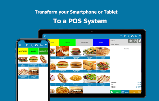 Restaupos Point of Sale - POS System apktram screenshots 1