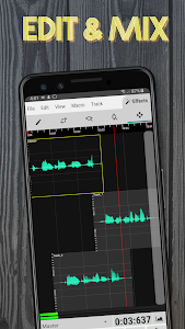 WaveEditor for Android™ Audio Recorder & Editor 1.93
