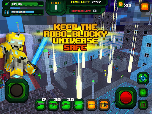 Rescue Robots Sniper Survival 1.101 screenshots 11