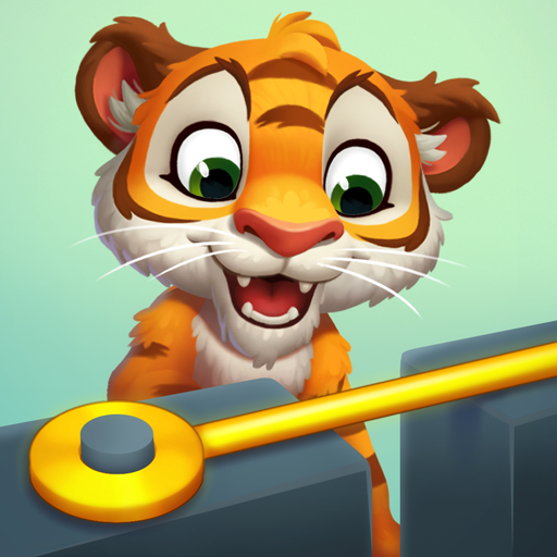 Build your dream zoo with dozens of adorable animals & solve fun puzzles!