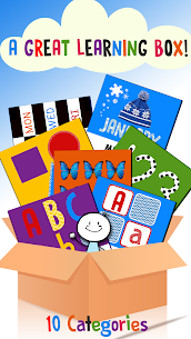 Kids Learning Box: Preschool For Pc (Free Download – Windows 10/8/7 And Mac) 1