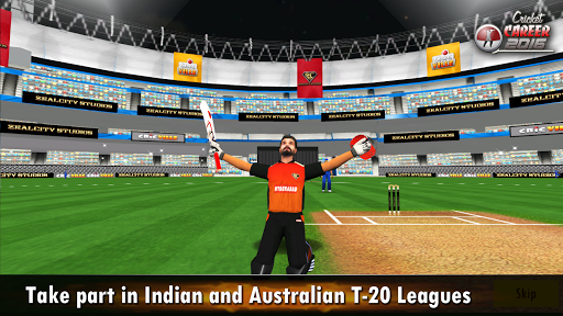 Cricket Career 2016 3.3 Screenshots 2
