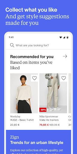 Zalando u2013 fashion, inspiration & online shopping apktram screenshots 6