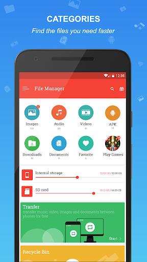 File manager  Screenshots 9