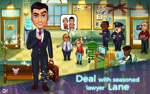 Parker & Lane: Criminal Justice  screenshots 2